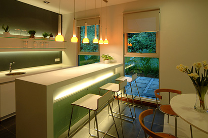Enchanting Interior Design For Bar Counter Contemporary - Best ...